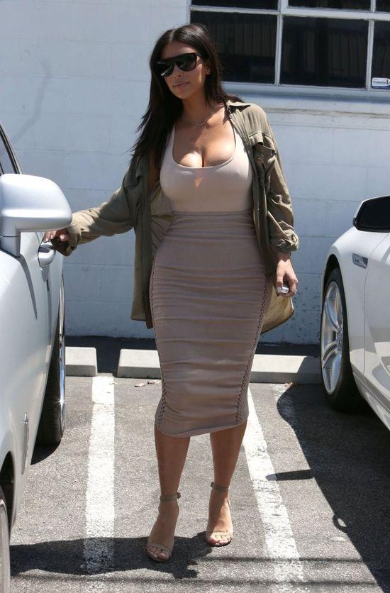 Wszystko, co musisz wiedzieć o waginie Kim Kardashian
