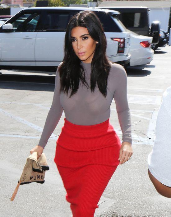 Ujawniono biznesowe maile Kim Kardashian!
