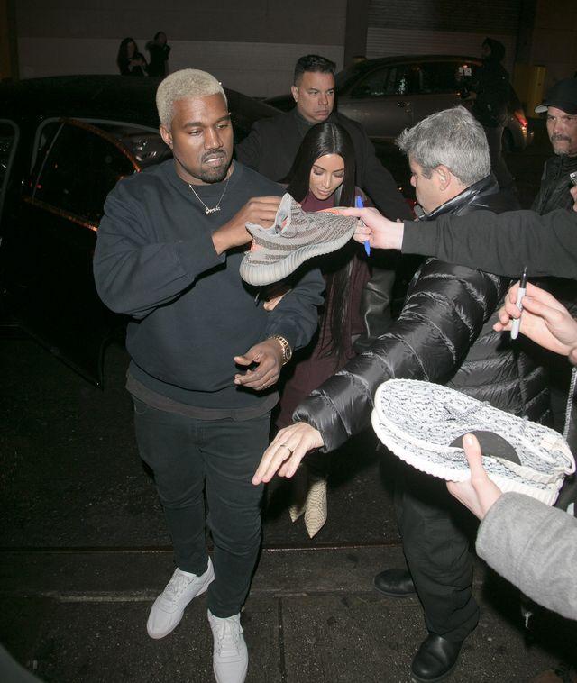 Życie rodzinne Kim i Kanye to jakiś absurd