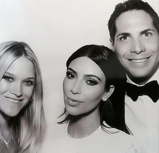 Kim Kardashian zaskoczyła wszystkich drugą suknią ślubną!