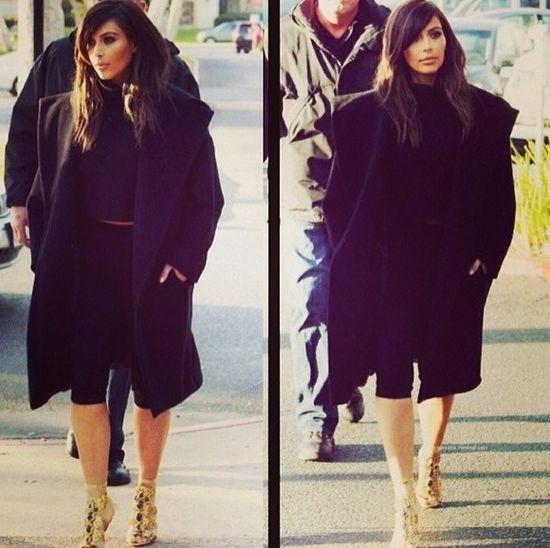 Kim i Kanye nie zabiorą Nori w podróż poślubną