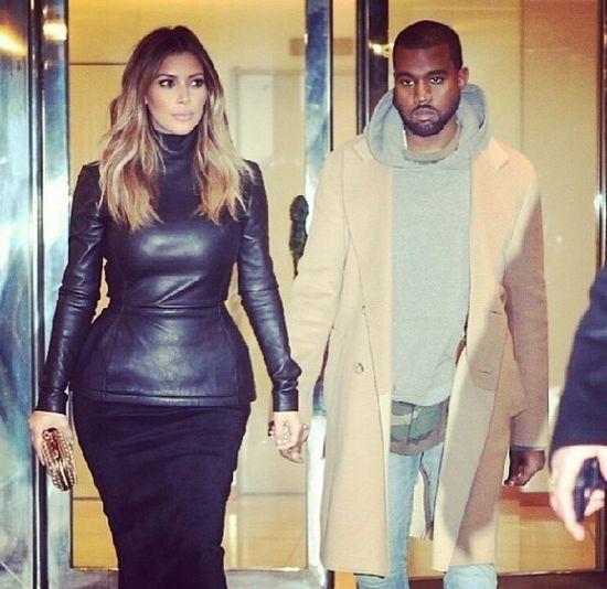 Ślub Kim i Kanye będzie kosztował 30 milionów dolarów!