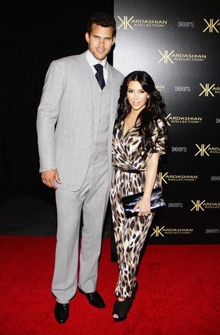 Wojna o prezenty ślubne Kim Kardashian