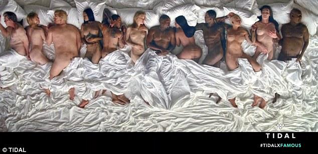 Jak Kim Kardashian zareagowa�a na nowy klip swojego m�a?