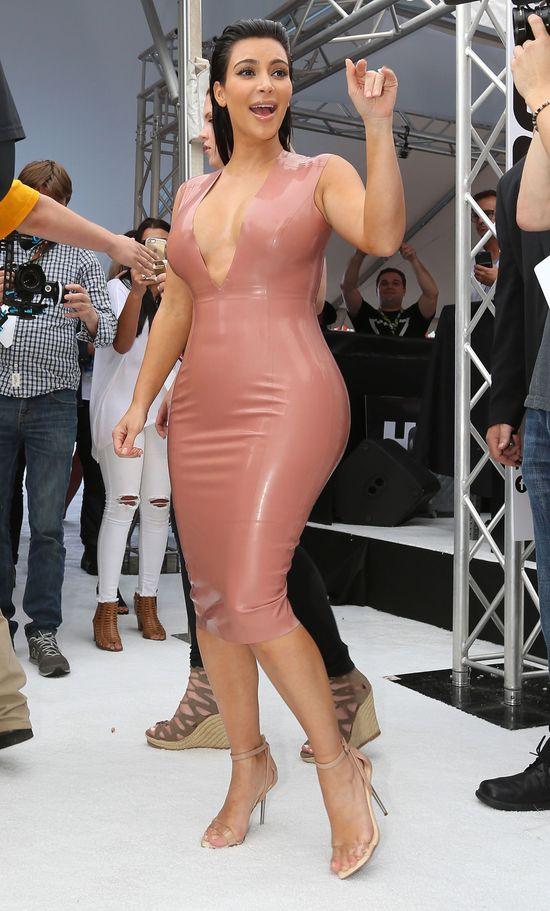 Jest nowe zdj�cie Kim Kardashian! (FOTO)