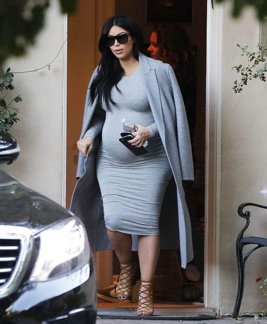 Dramat Kim Kardashian! Po porodzie była pewna, że...