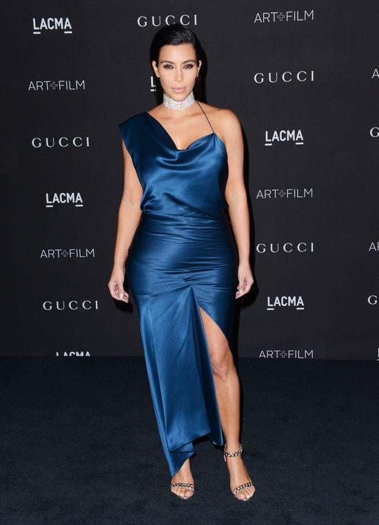 Ile od porodu schudła już Kim Kardashian?