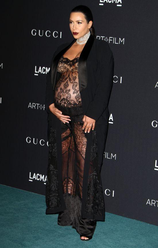 Kim Kardashian po porodzie przeżyła wielki zawód!