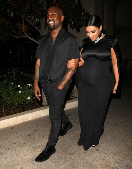 Kim Kardashian i Kanye West nie będą mieli już wiecej dzieci