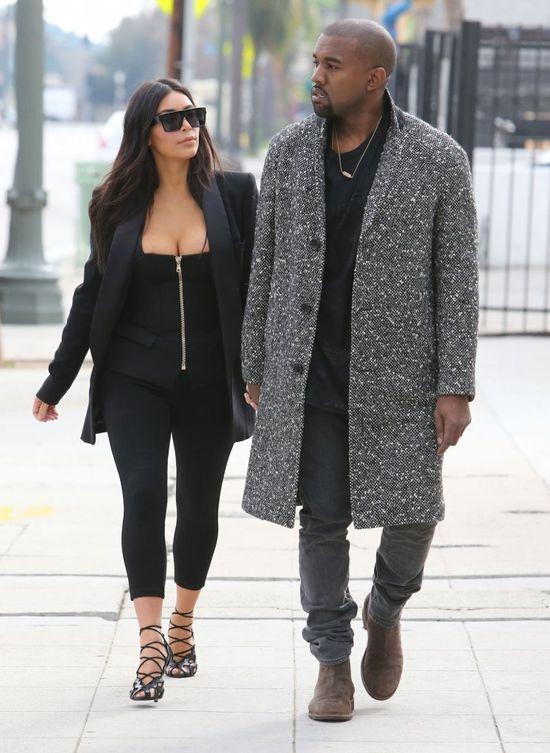 Nie zgadniecie, kogo zatrudniają Kim i Kanye!