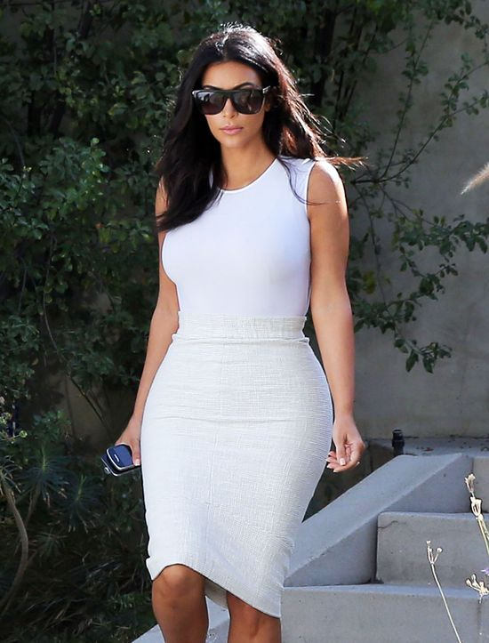Kim Kardashian w 1994 roku (FOTO)
