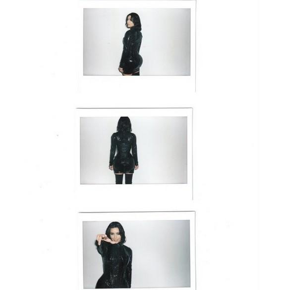 Kim Kardashian w krótkich włosach (FOTO)