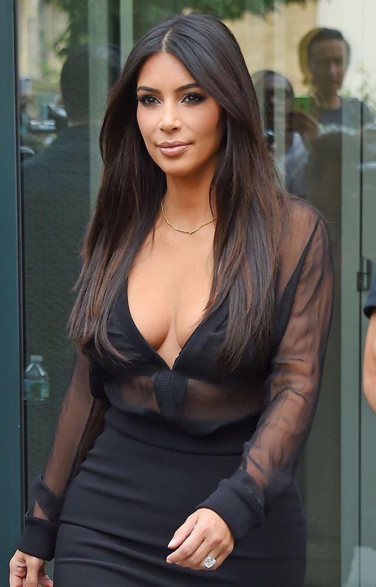 Kanye zrobił Kim AWANTURĘ za to zdjęcie (FOTO)