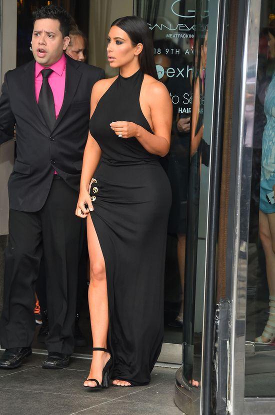 Ile przez ostatni rok zarobiła Kim Kardashian?