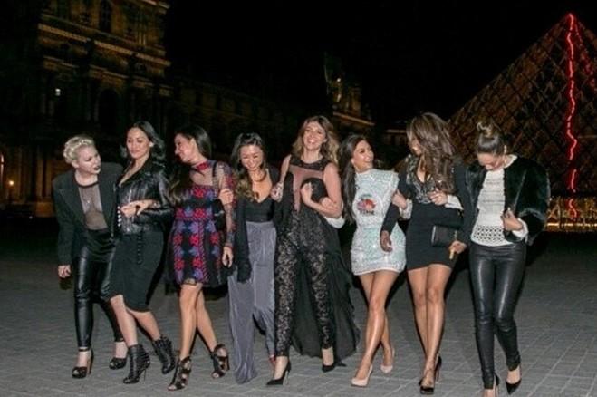 Kim Kardashian zbulwersowana pogodą w Paryżu!