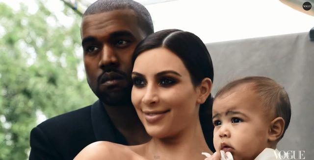 Kim Kardashian, North West i Anna Wintour na jednym zdjęciu!