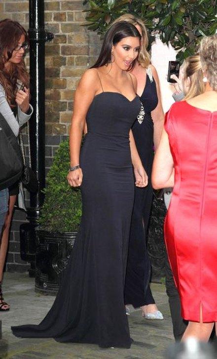Kim Kardashian najgorętszą kobietą świata? (FOTO)
