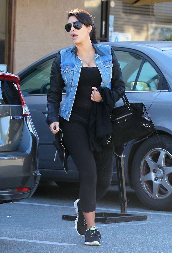 Kim Kardashian zarobi więcej im dłużej będzie się ukrywać