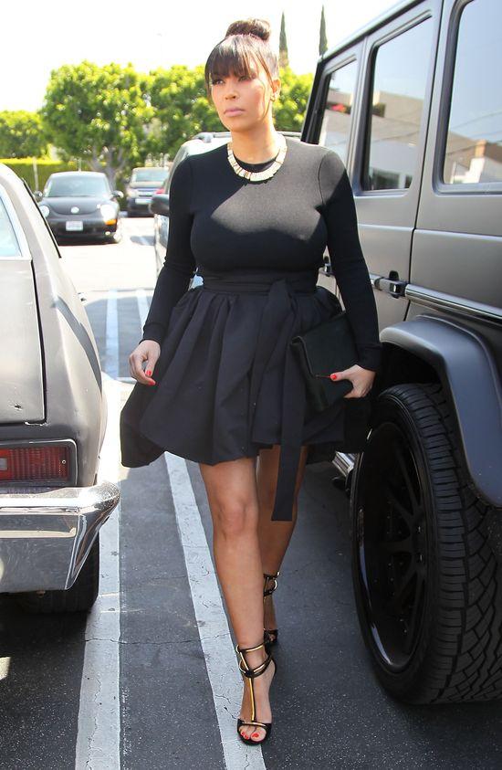 Ile schudła już Kim Kardashian?