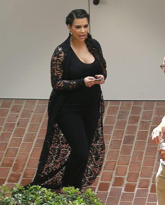 Związek Kanye Westa i Kim Kardashian jest fałszywy!