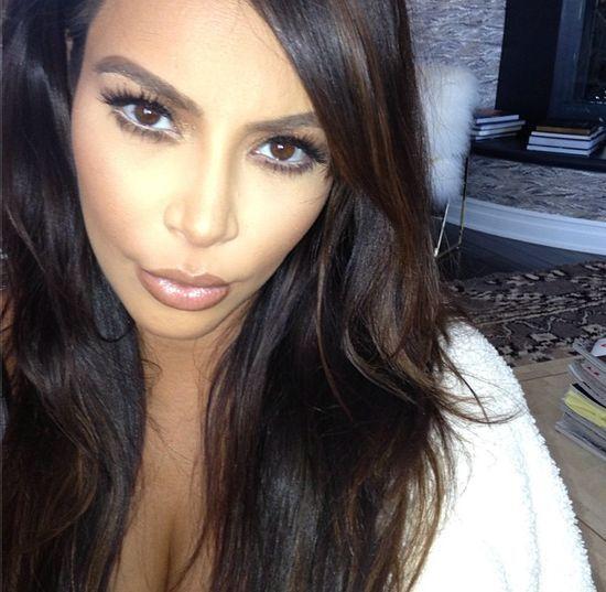 Kanye West nie chce by� obecny przy porodzie Kim