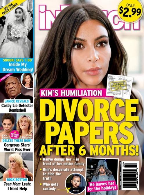 To dlatego Kim Kardashian i Kanye West chcą się rozwieść?