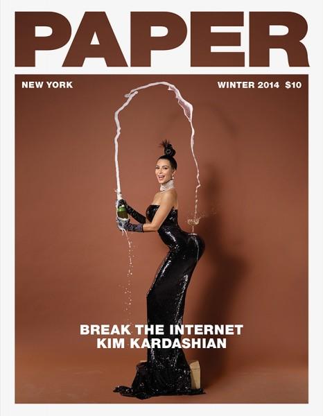Kim Kardashian w centrum skandalu! (FOTO)