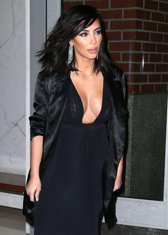 Kim Kardashian jest ŁYSA?