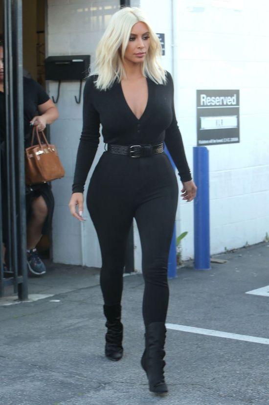 Kim Kardashian przypomina karykaturę człowieka? (FOTO)