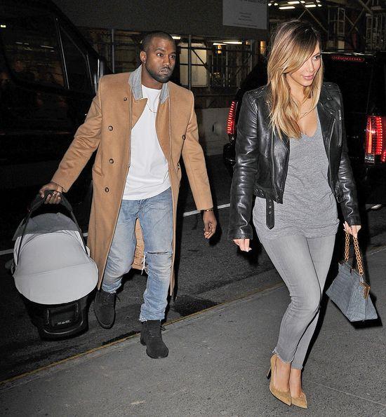 Kanye West: Kim i ja będziemy pierwszą parą hip-hopu