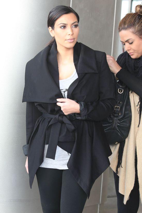 Kim Kardashian przesadza z ćwiczeniami?