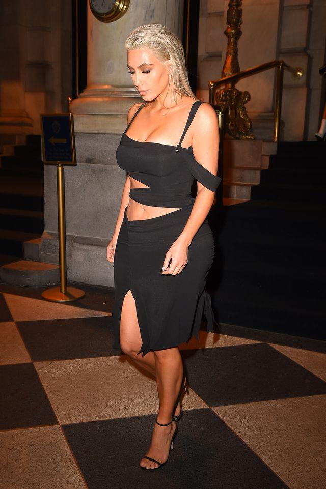 Zauważyliście, że Kim Kardashian bardzo schudła?