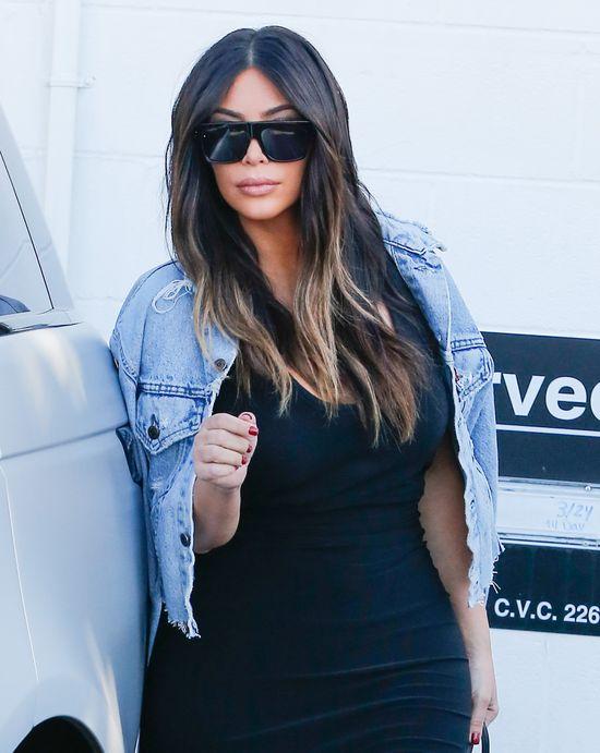 Kim Kardashian w końcu pokazała pupę! (FOTO)