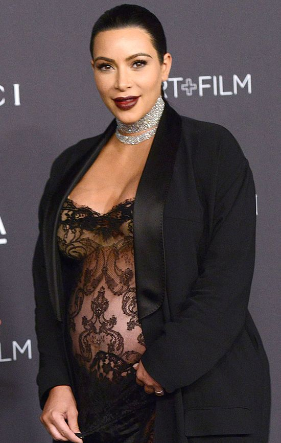 Kim Kardashian o 2 w nocy trafiła do szpitala!