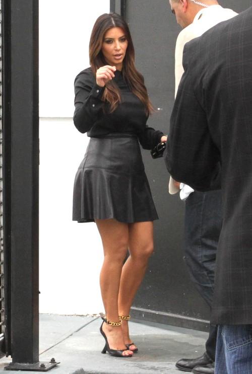 Kim Kardashian do si�str: Nie kopiujcie mnie!