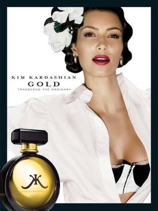 Kim Kardashian wypuszcza na rynek nowe perfumy