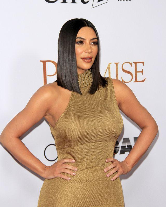 Kim Kardashian został skrytykowana za szybki sposob utraty 3 kilogramów