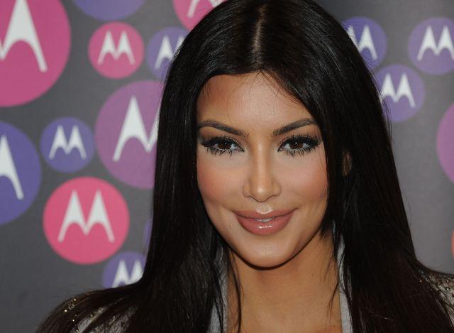 Kourtney Kardashian - pierwszy botoksik? (VIDEO)