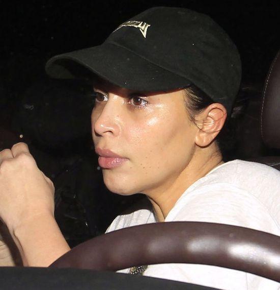Mamy najnowsze zdjęcia Kim Kardashian! Wygląda dziwnie?