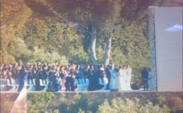 Mamy PIERWSZE ZDJĘCIA ze ślubu Kim Kardashian (FOTO)
