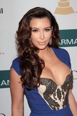 Kim Kardashian bez makijażu na Twitterze (FOTO)