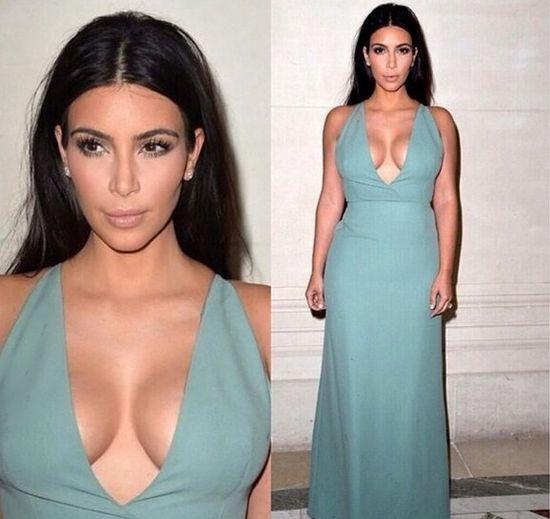 Zad�u�y�a si�, bo chcia�a wygl�da� jak Kim Kardashian!