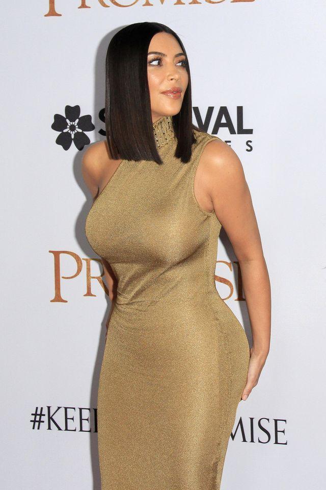 Rok 2018 będzie przełomowy dla pupy Kim Kardashian