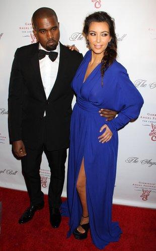Kim Kardashian marzy,  by być jak  Angelina Jolie?