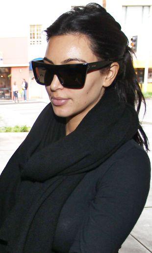 Dziecko Kim Kardashian pojawi się w jej reality show