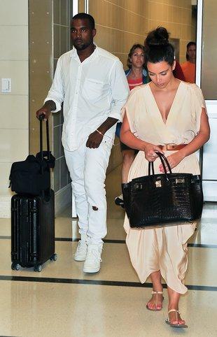 Kim Kardashian i Kanye West chcą stworzyć własne buty