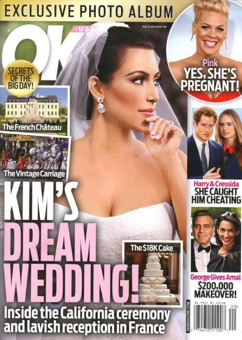 Bey Z już zmienili zdanie odnośnie wesela Kimye!