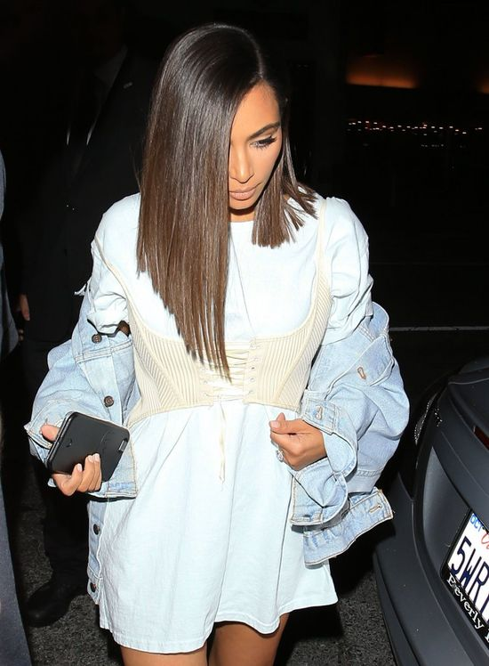 Nawet, jeśli lubisz styl Kim, obiecaj, że nie skopiujesz TEGO