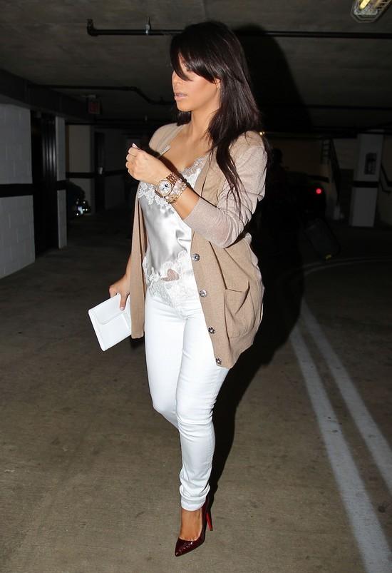 Szok! Kim Kardashian DOBRZE się ubrała (FOTO)