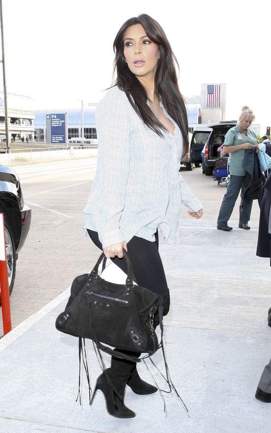 Kim Kardashian testuje przyjaciół